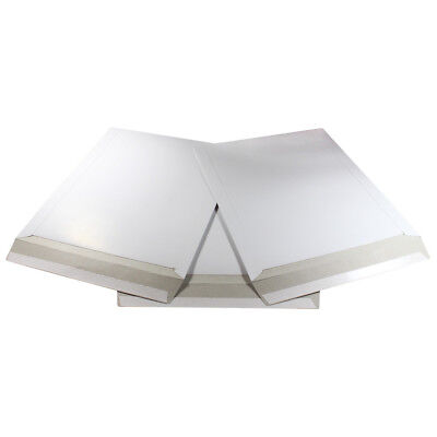 200 - 12.75 X 15 Ecoswift Brand Self Seal Photo Cardboard Envelope Mailers