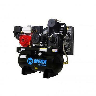 Mega Power Mp-13030hwg 13 Hp Honda Electric Start Weldgeneratorair Compressor