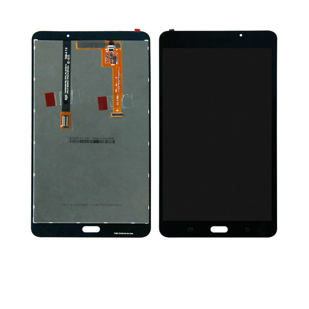 "FOR Samsung Galaxy Tab A 7/"" Wifi SM-T280NZKAXAR LCD Screen Digitizer Touch W US"