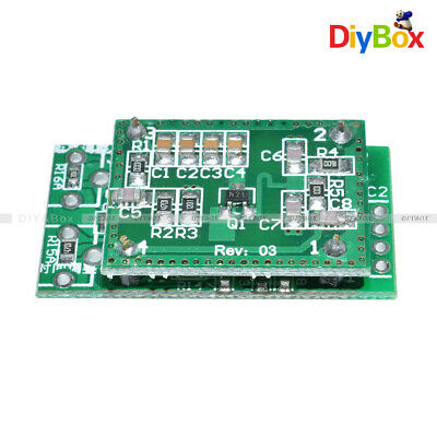 Lv002 8-15m Doppler Radar Microwave Sensor Switch Module 10.525ghz