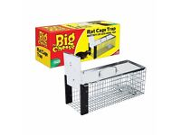The Big Cheese Rat Cage Trap - Rat Trap
