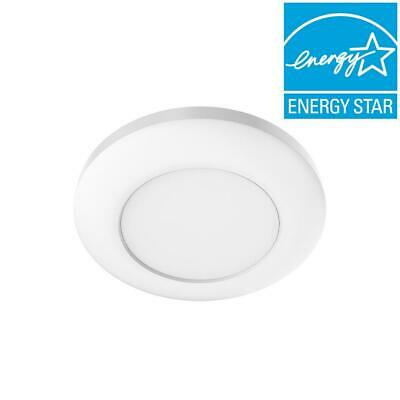 2-pack Of 1 4 In. White Recessed Led Can Disk Light