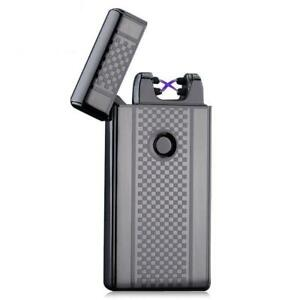 USB - Rechargeable Windproof Flame-less Electronic Lighter - $19.99 !