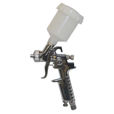 Scratch Doctor HVLP Spray Paint Gun Mini Jet / Air Gravity Feed Smart Repair