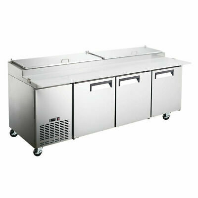 Coldline Pic3-hc 92 Refrigerated Pizza Prep Table - 12 Pans
