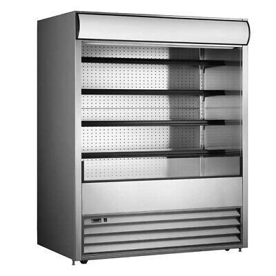 Marchia Mds72 72 Open Refrigerated Merchandiser Grab And Go Display Case