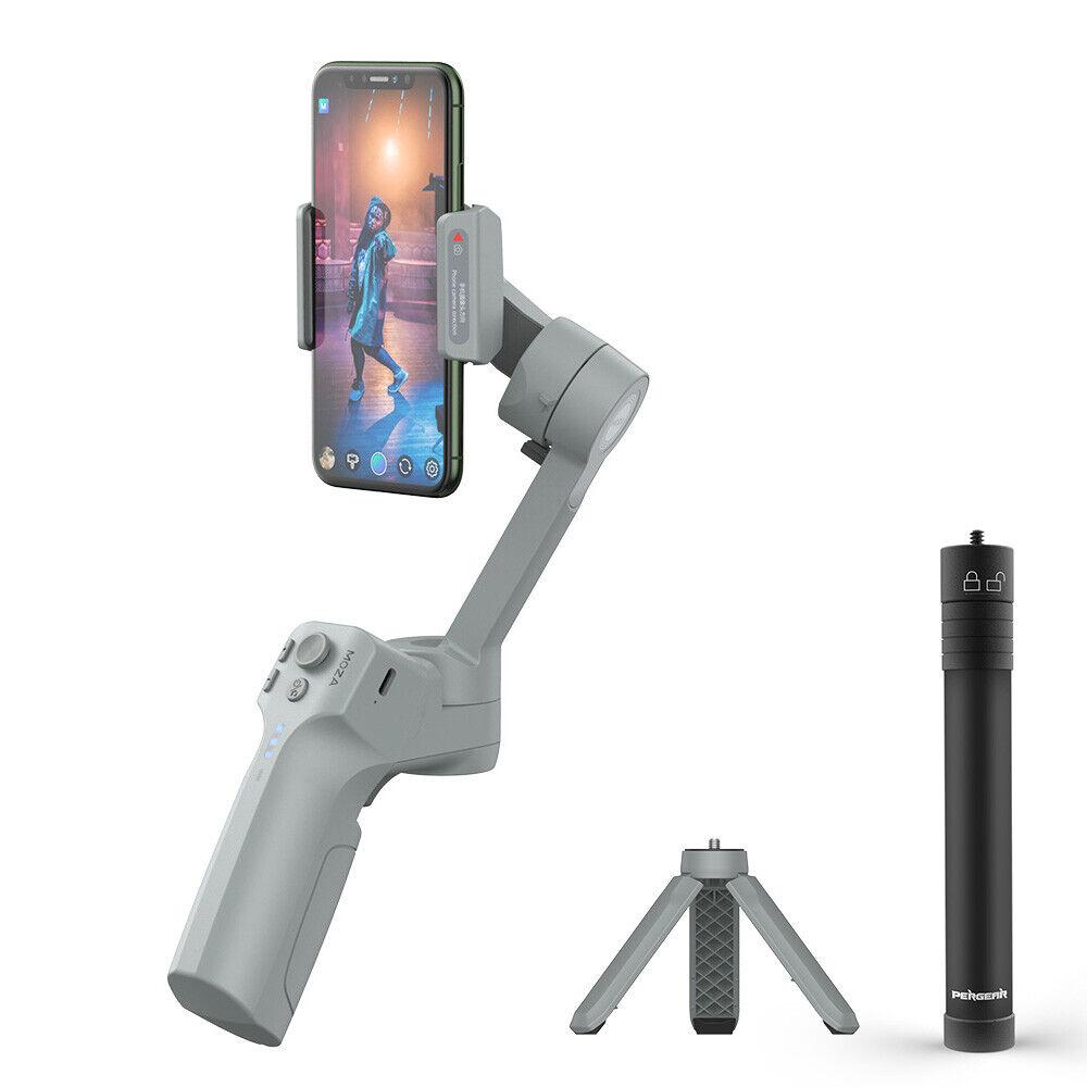 Moza MINI MX Handheld Gimbal Smartphone 3Axis Brushless Stab