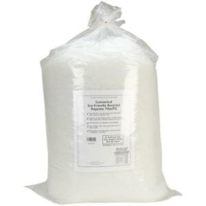 NEW Air Lite 580/6 Eco-Friendly Recycled Polyester Fiberfill, White Condtion: New