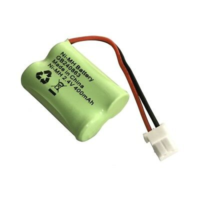 Motorola MBP16 Baby Monitor Rechargeable Battery 2.4V 400mAh NiMH MBP11 & MBP13