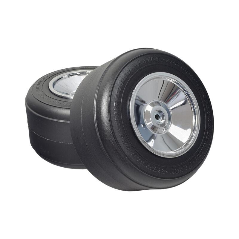 Rear Drift Wheels for the Razor DXT Drift Trike (Set of 2)