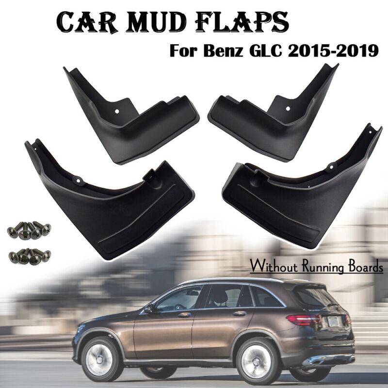 4 Car Molded Mud Flaps Splash Guard Mudguard Mudflap For CADILLAC XT5 2016-2018