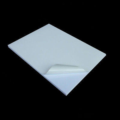 White A4 Pp Synthetic Label Sticker Paper Waterproof Laser Printer Self Adhesive