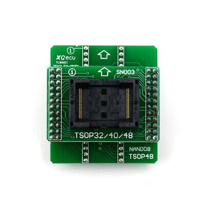 Andk Tsop48 Nand Flash Chip Adapter For Xgecu Minipro Tl866ii Plus Programmer