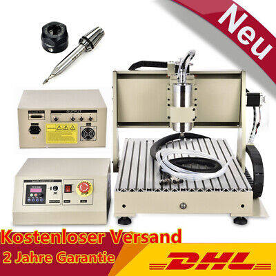 1.5kw 3 Axis 6040 Cnc Router 3d Engraver Engraving Drilling Carving Machine Top
