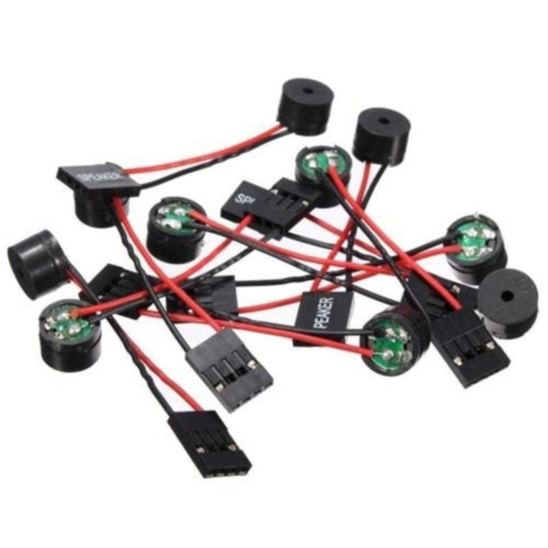 Mainboard Case 10pcs Electronic Components Beep Code Buzzer Buzzers  Speakers