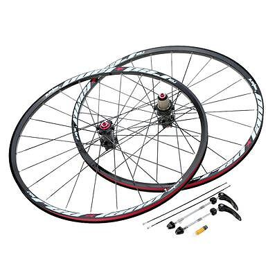 Bicycle Carbon Front/Rear Wheelset 26