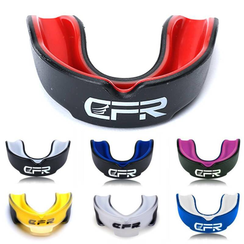Sports Mouth Guard Gum Shield for Hockey MMA Boxing Jiu Jits