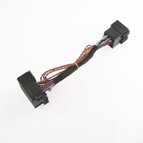 ISO Zu Quadlock Canbus Adapter Umwandlung Kable Upgrade RCD330 RCD510