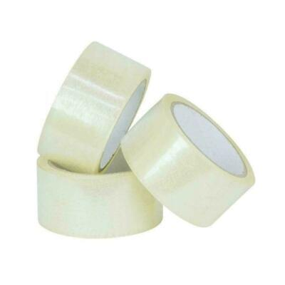 6 Pack Packing Tape Heavy Duty Shipping Packaging 180ft X 2 Inch 2.7 Mils