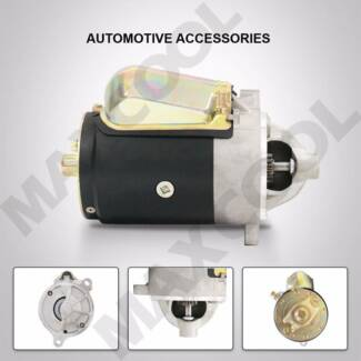 Brand New Starter Motor fits Ford F250 Cleveland V8 5.8L 351 1973-85 Auto