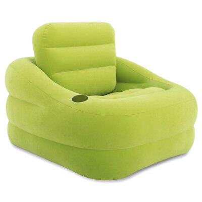INTEX Lounge Couch Sessel Accent Camping Luftbett Fernsehsessel