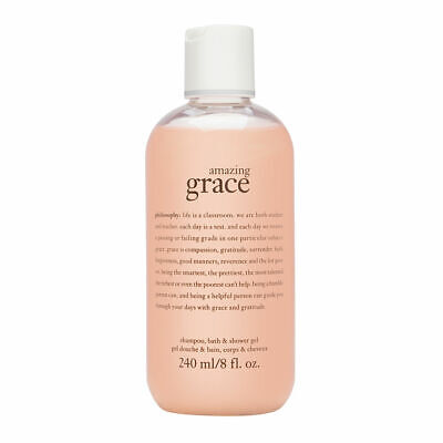 Philosophy Amazing Grace 8.0 oz Shampoo, Bath and Shower Gel Brand