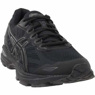 ASICS GT-1000 5  Casual Running Stability Shoes - Black - Mens