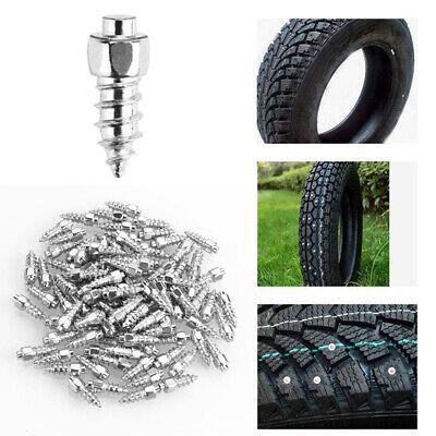 300pcs ATV Car Tire Stud Thorn Screw Snow Ice Winter Antislip Installation Tool