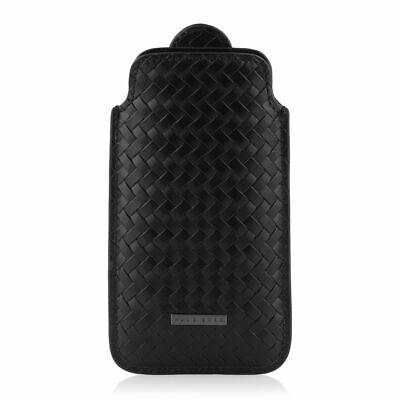 Handys & Kommunikation Hugo Boss Lizard Grain Effect Leather I Pad Sleeve Rrp £140.00 Bnib Herren-accessoires