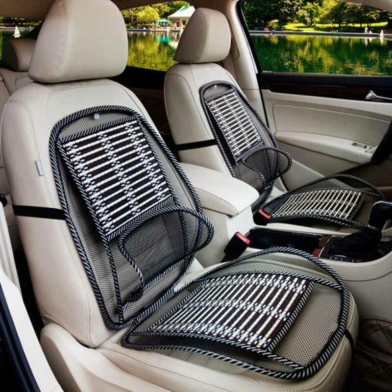 Office Chair Mesh Lumbar Posture Corrector Car Seat Cushion