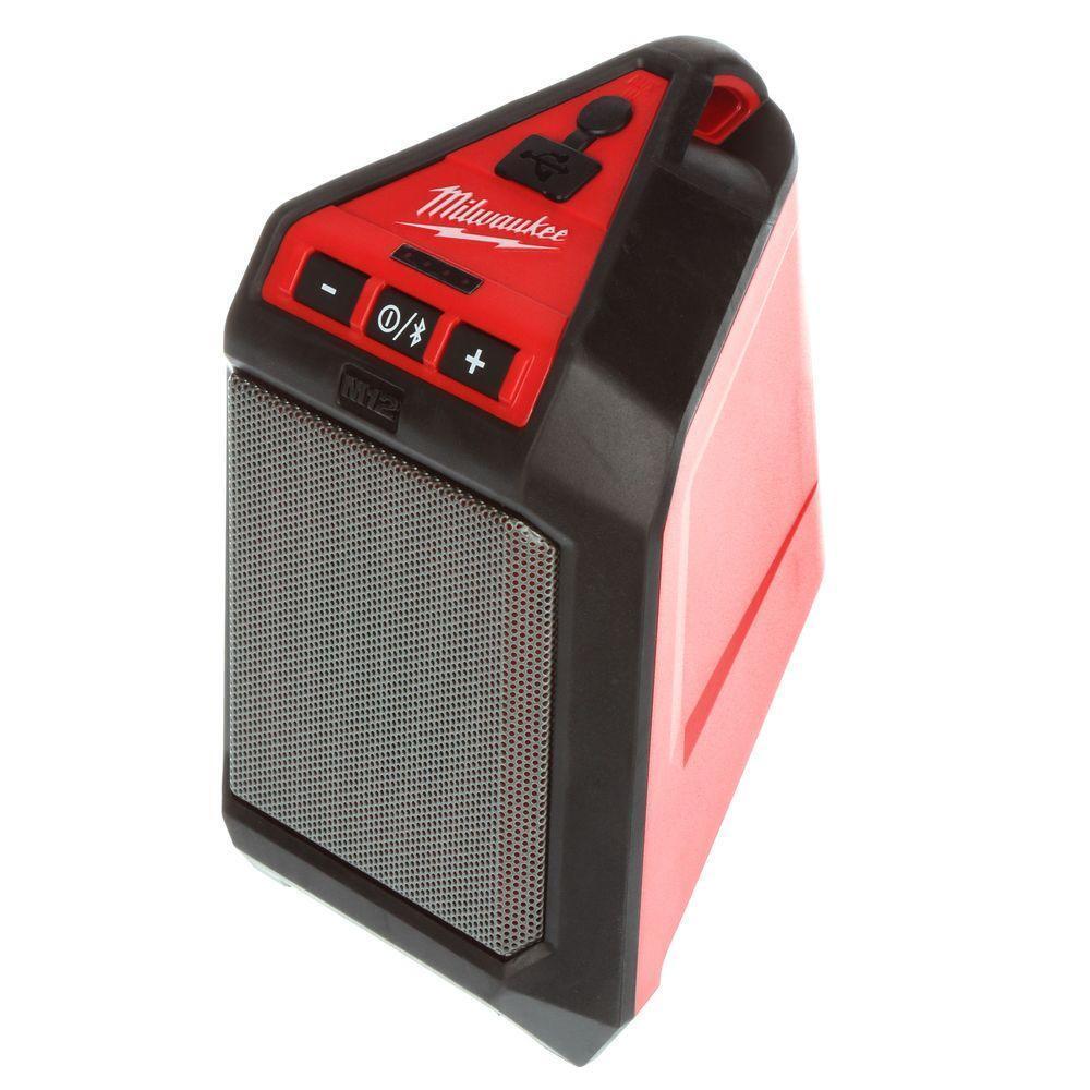 Milwaukee M12 Bluetooth Speaker