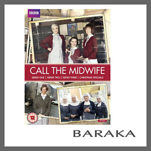 Call the midwife series season 1 2 3 christmas special dvd for Christmas movies on cable tv tonight