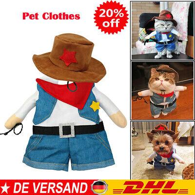 Haustier Kostüm Halloween Hunde Kleidung Weihnachten Welpen Katze Cosplay - Katze Cosplay Kostüm