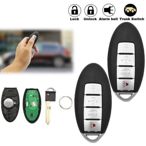 Fits 2003 2004 2005 2006 Infiniti G35 Keyless Entry Remote Key Fob KBRASTU15 2x
