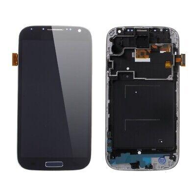 Pantalla Completa LCD + Tactil + Marco Samsung Galaxy S4 I9505 Azul