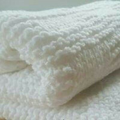 (Baby Blocks Blanket Knitting Pattern, Easy, Straight Needles, ***TOP SELLER***)