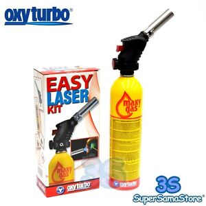3S-NEW-EASY-LASER-KIT-OXYTURBO-WELDING-TORCH-wit-Gas-for-Braising-and-Soldering