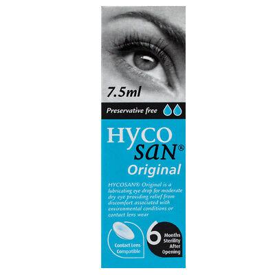 Hycosan Eye Moisturiser 7.5 ml (Expiry date 06/2020)