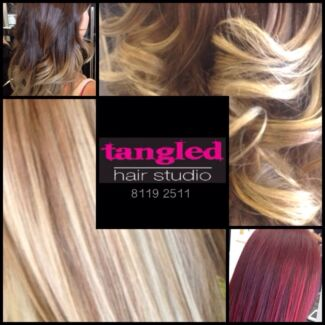 Weekday deals- 20% off hair extensions and colours, baliage, foils  Casula Liverpool Area Preview