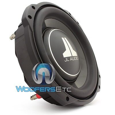 Jl Audio 10tw3-d4 Shallow-mount 10