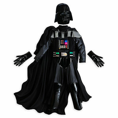 Disney Costume Darth Vader Light-Up Costume for - Disney Dress Up Costumes