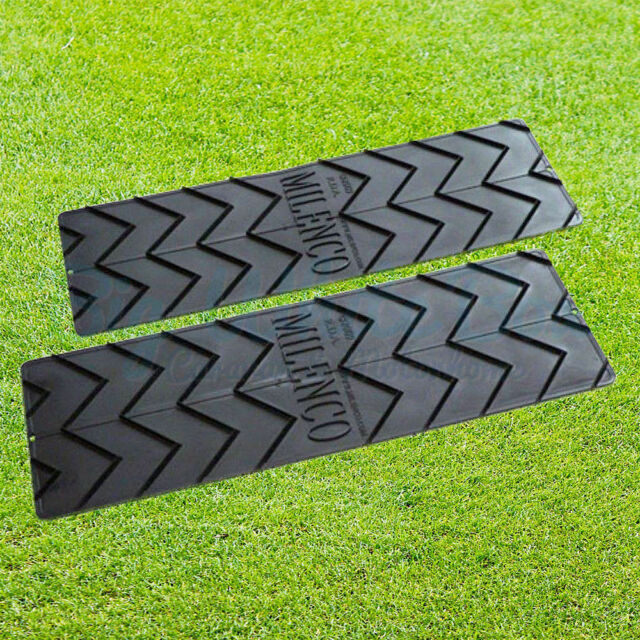 Milenco Quality Heavy Duty Grip Mats ( PAIR ) – Caravan / Motorhome