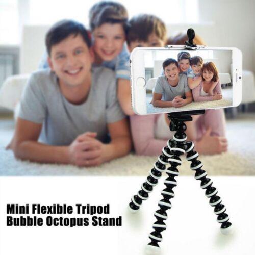 Flexible Octopus Tripod Stand Gorilla Pod For Universal Phone GoPro Camera DSLR