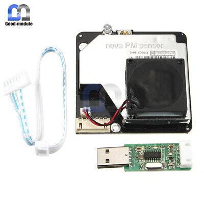 Pm2.5 Air Particle Dust Sensor Sds011 Detector Module Laser Digital Output