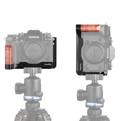 SmallRig Camera L Bracket Cage for Fujifilm X-T3 X-T2 with Arca Standard PL 2253