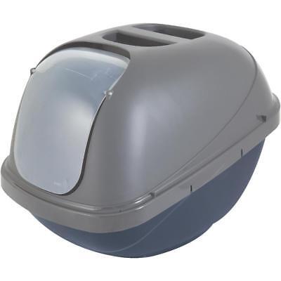 Petmate Doskocil Large Hooded Litter Pan 42090 Unit: EACH Doskocil Cat Litter Box