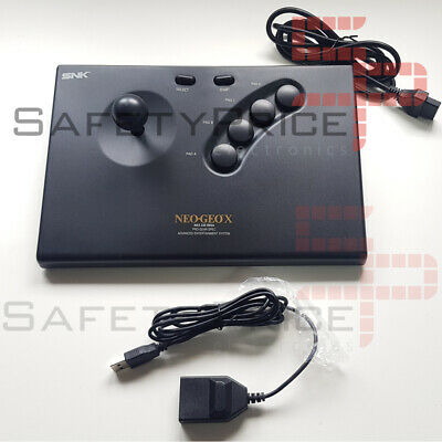Arcade Stick Neo Geo X compatible con Neo Geo AES CD MVS...