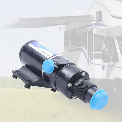 Dc12v Sewage Macerator Water Pump 45lmin Centrifugal Mp-4500-12 Max. Lift 3m Us