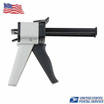 50ml 11 Ratio Dental Impression Mixing Dispenser Dispensing Caulking Gun