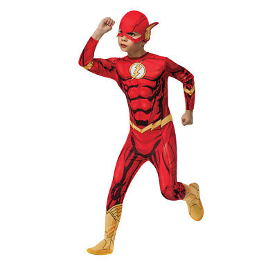 Boys The Flash Superhero Halloween Costume (Flash Halloween)